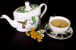 Puodelis arbatos padės pamiršti visus rūpesčius