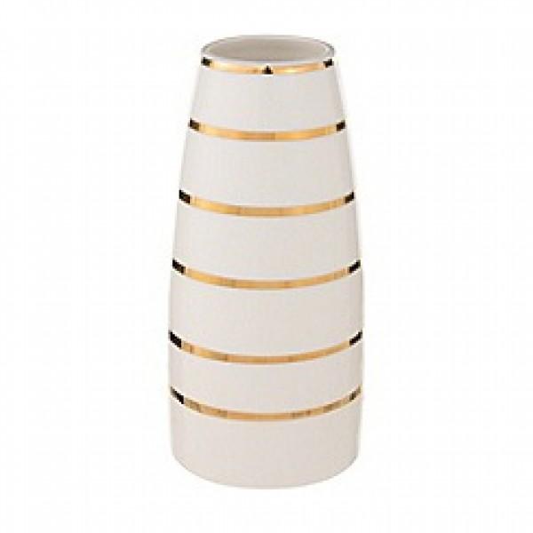 Keramikinė vaza su dryžiais, COSMO