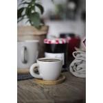 Espresso puodelis su medine lėkštute 0.1 L, IITTALA