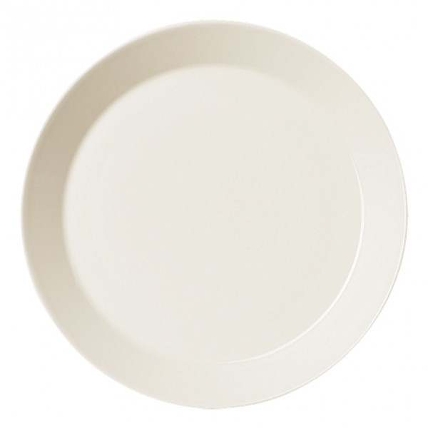Lėkštė balta 23 cm, IITTALA
