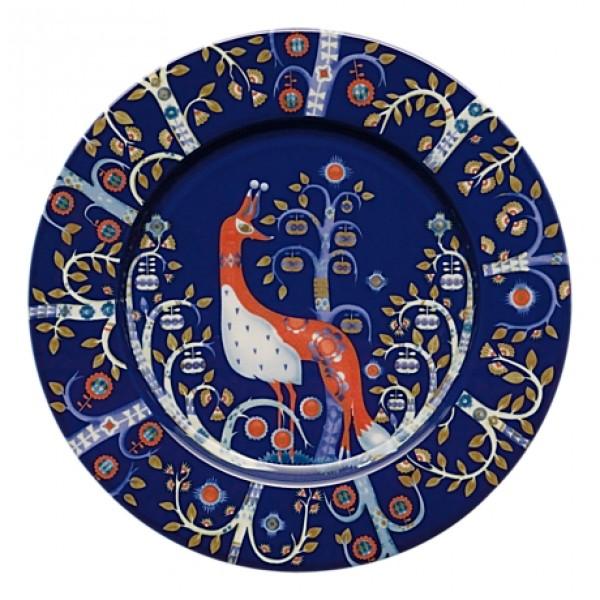 Lėkštė mėlyna 22 cm, IITTALA