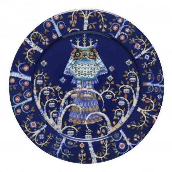 Lėkštė mėlyna 27 cm, IITTALA