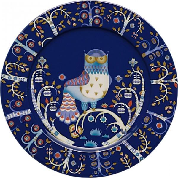 Lėkštė mėlyna 30 cm, IITTALA