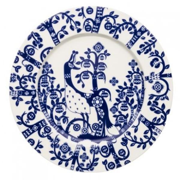 Lėkštė tamsiai mėlyna 22 cm, IITTALA