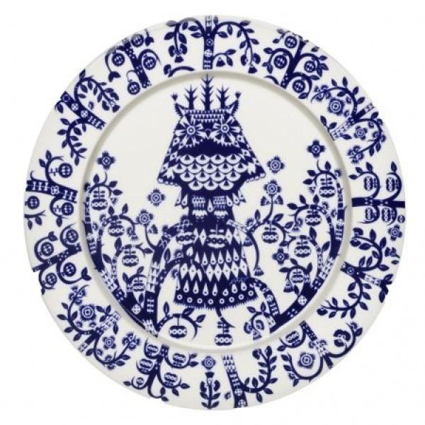 Lėkštė tamsiai mėlyna 27 cm, IITTALA