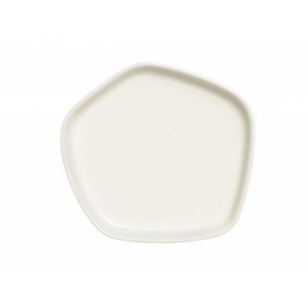 Lėkštutė puodeliui balta 11 x 11 cm, IITTALA