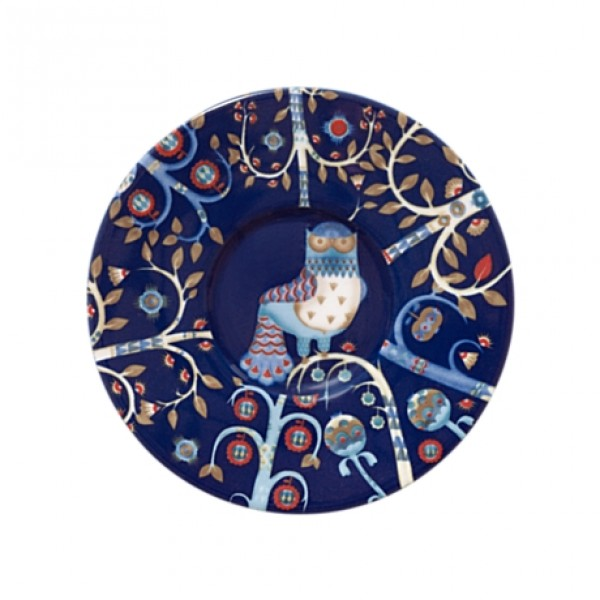 Lėkštutė espresso puodeliui mėlyna 11 cm, IITTALA
