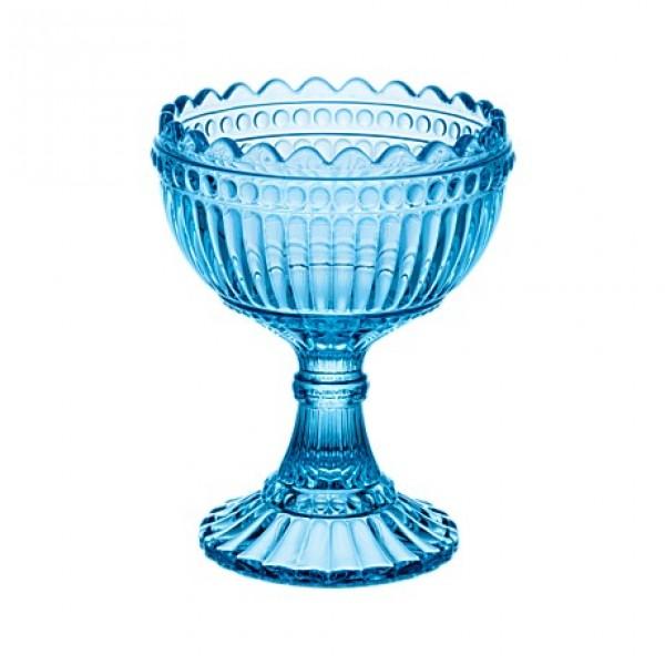 Stiklo dubenėlis melsvas 120 mm, IITTALA