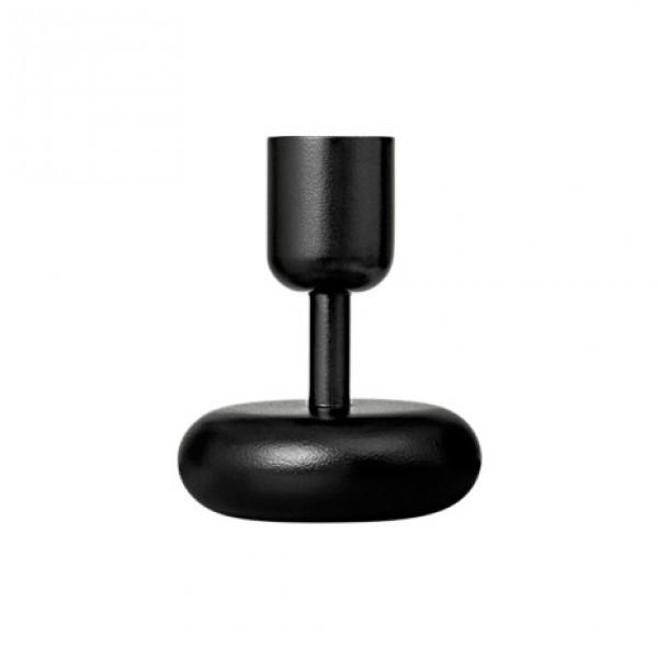 Žvakidė juoda 107 mm, IITTALA