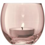 Žvakidės metalo blizgesio x 4 POLKA