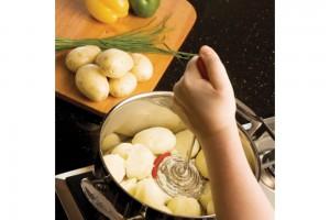 Virtuvės terapija: maisto gaminimas užtikrina gerą savijautą