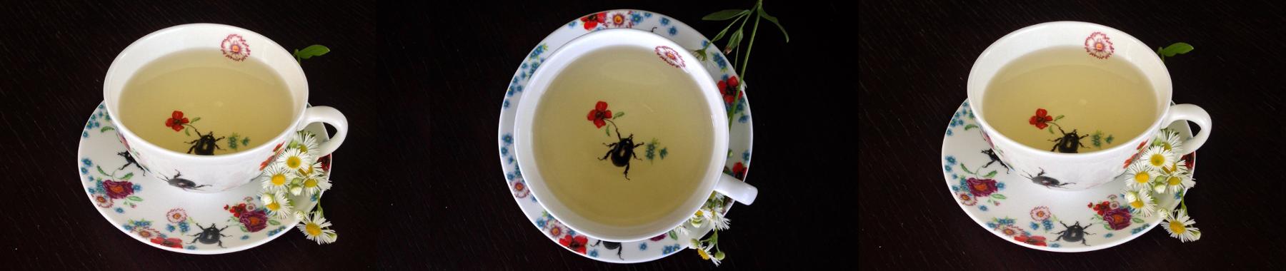 puodelis arbatos